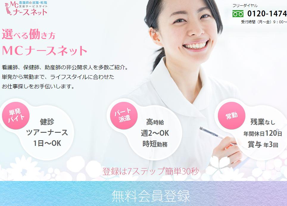 メディカル・コンシェルジュ【MCナースネット】