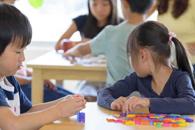 幼稚園の延長保育を利用する