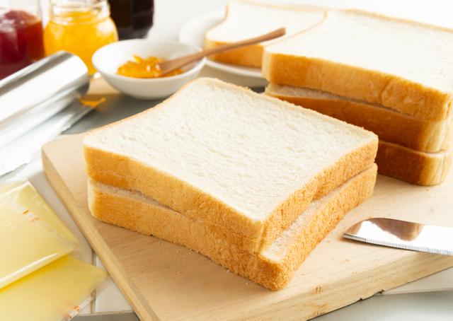 食パンの糖質